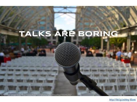 talks_are_boring